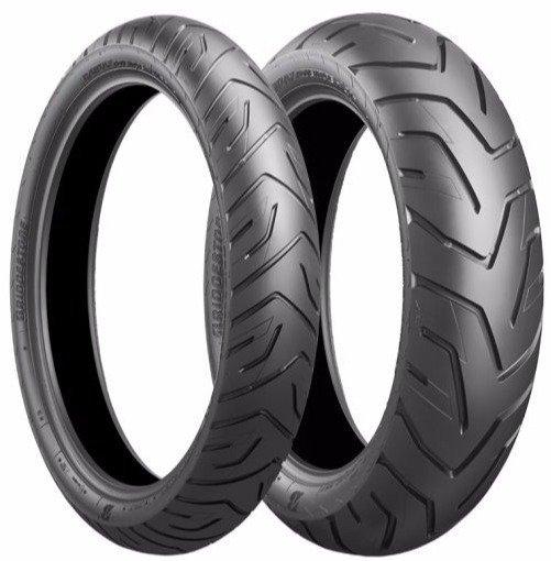 Bridgestone Battlax A41 Adventure Tyres