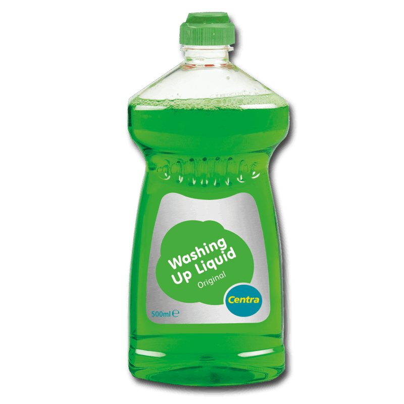 Cheap anti fog visor solution - washing up liquid