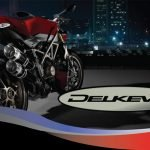 Delkevic Motorcycle exhaust Silencer