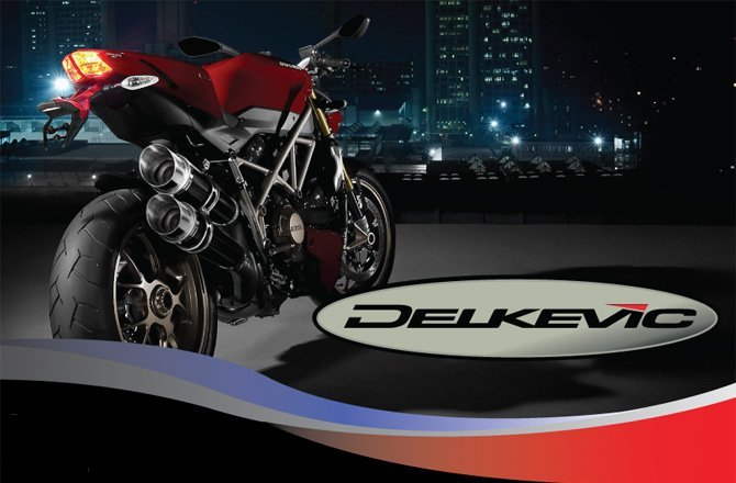 Delkevic Aftermarket Exhaust Silencer Kits