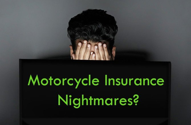 Motorcycle Insurance Renewal Time Again