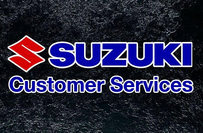 Suzuki Customer Services