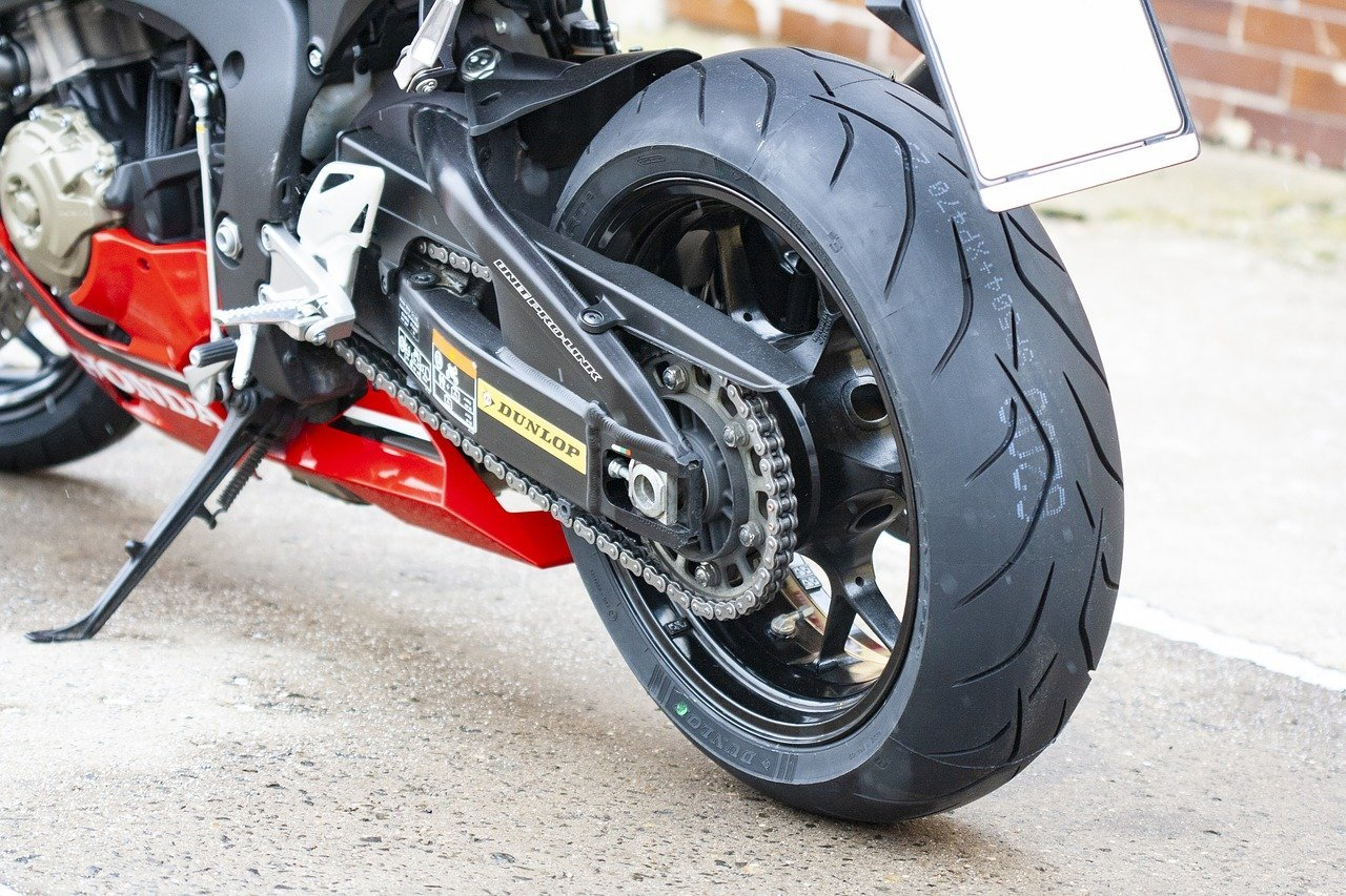 Motorcycle Rear Tyre