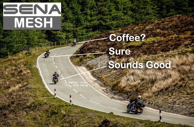Sena Mesh Intercom Detailed Road Test