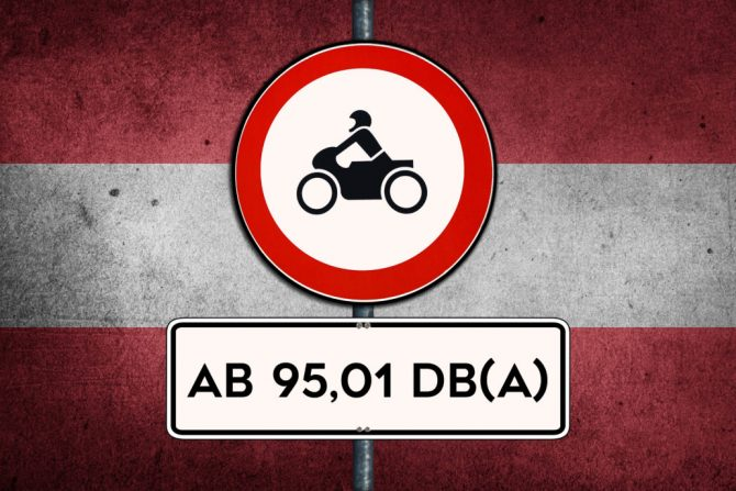 The Facts Behind Austria and Motorcycle Noise