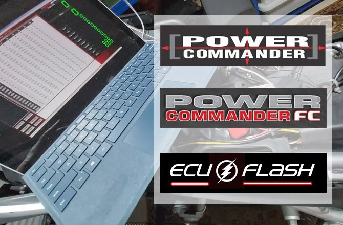 Power Commander, ECU Flash or a Fuel Controller?