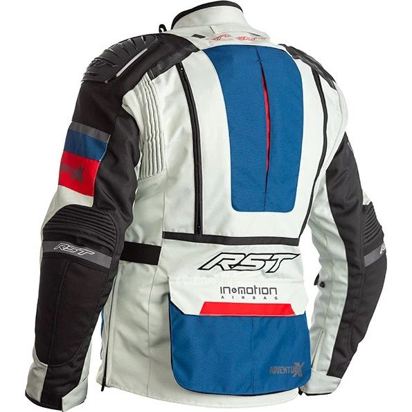 RST Pro Series Adventure-X Airbag CE Textile Jacket