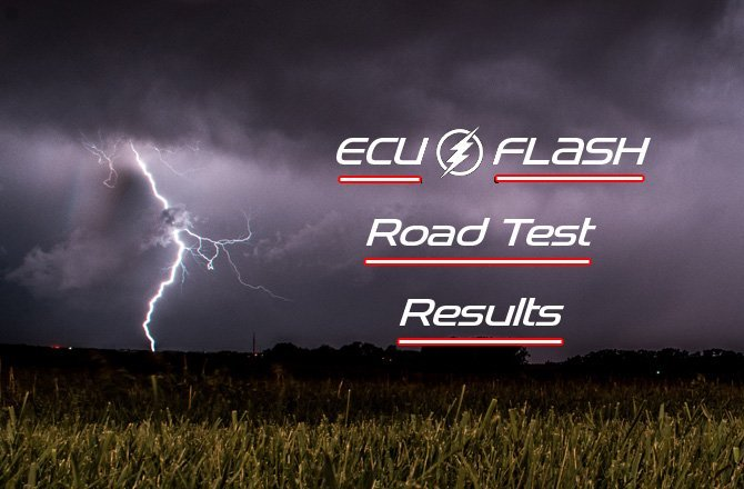ECU Flash – Road Test Results