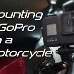 Mount a GoPro on a Motorcycle