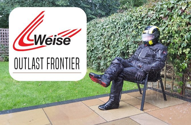 Weise Outlast Frontier Jacket – Clothing for all seasons