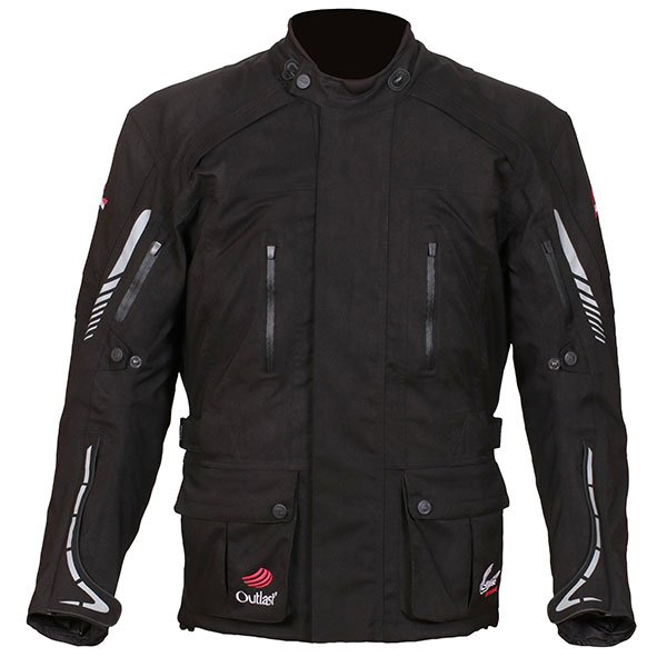 Weise Outlast Frontier Jacket Black