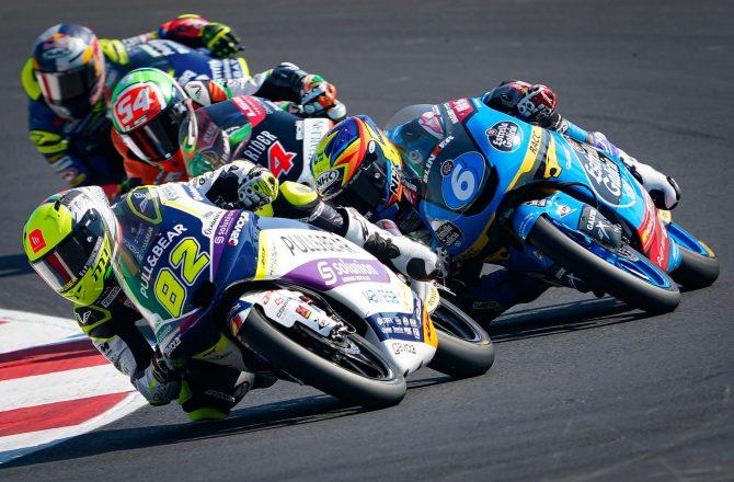 Is Moto3 The Best Racing?