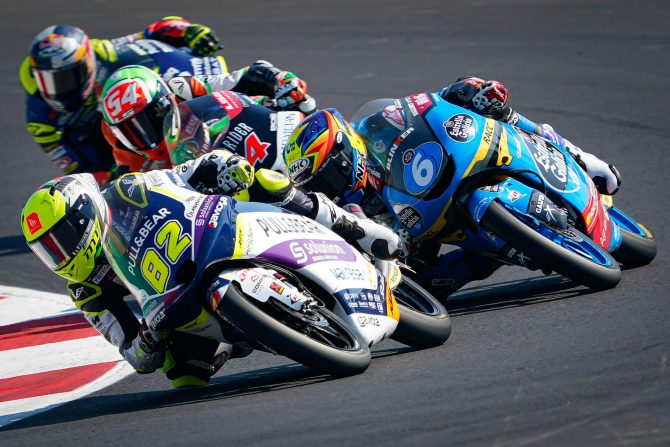 Is Moto3 The Best Racing?