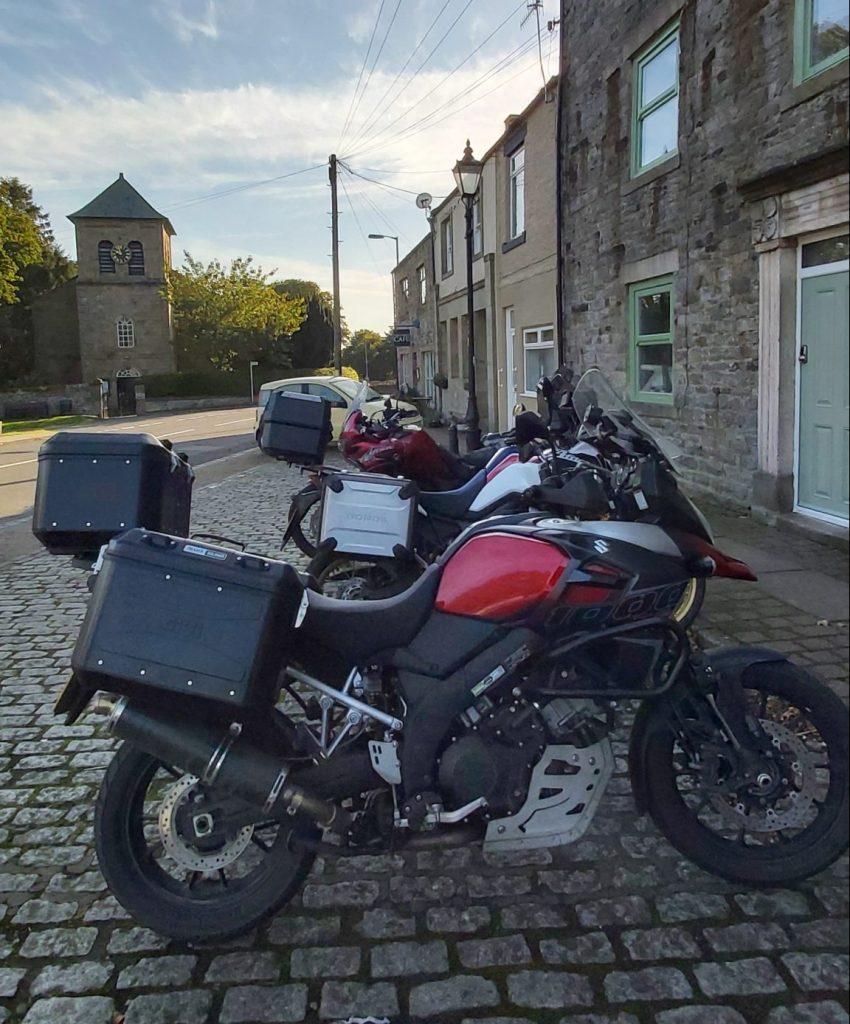 Tour of Scotland Bonus Route