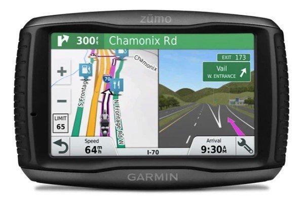 Garmin Zumo 595 Motorcycle GPS