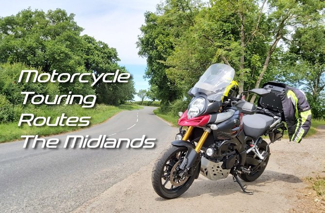 Free Motorcycle Routes – The Midlands