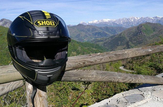 Free Motorcycle Touring Routes - Picos de Europa Spain
