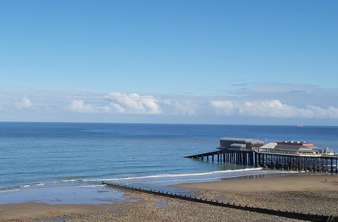 Free Motorcycle Routes - The Midlands - Cromer