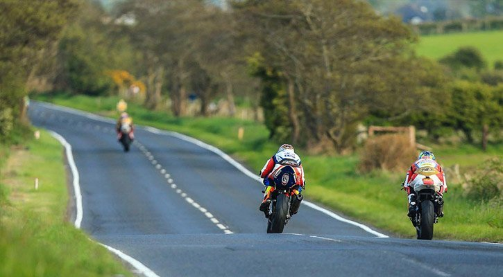 Five Nations Motorcycle Tour - NW200