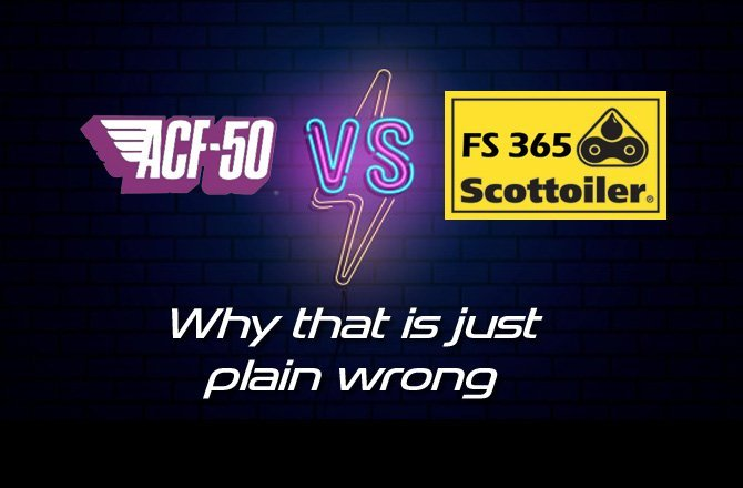 FS365 Vs ACF50 – No that's wrong