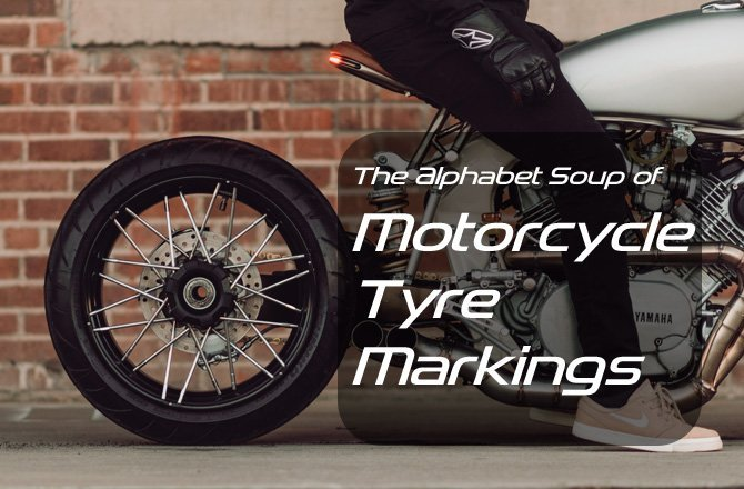 Motorcycle Tyre Markings