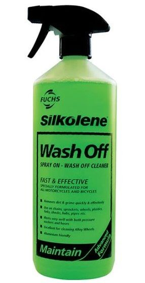 Motorcycle Cleaners - Silkolene Wash Off